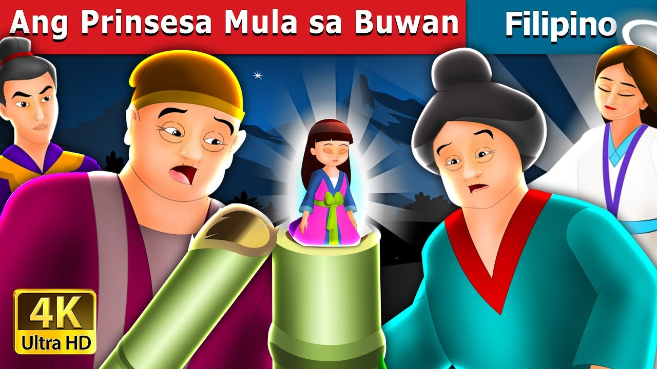 Ang Mananabas ng Kawayan | Kwentong Pambata | Filipino Fairy