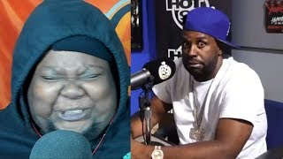 TOO HARD!!! YOUNG M.A | FUNK FLEX | #Freestyle132 REACTION!!!