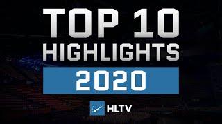 Le top 10 de l'année 2020 par HLTV.org