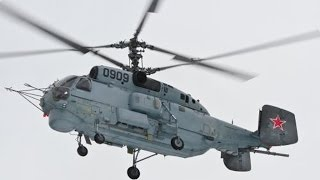 Ka-25 Naval Helicopter : How it was made - MADE in the USSR