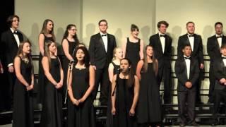 WHS Chamber Singers - I Remember I Believe - 3/31/2016