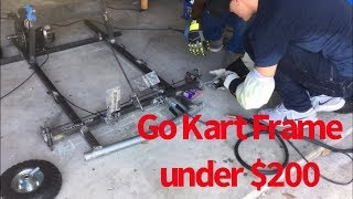 DIY Affordable Go Kart Build