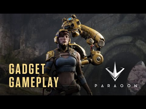 Paragon - Gadget Gameplay Highlights (For Download)