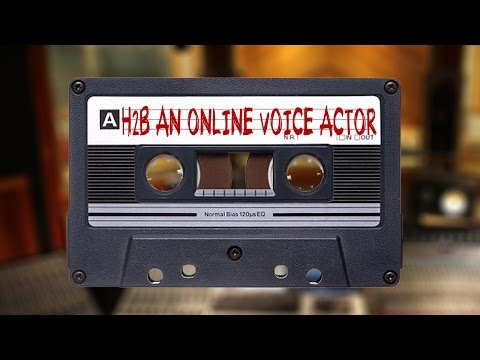 How to be an Online Voice Actor Part 4 | Reel Talk