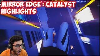 BHAAG RE BHAAG! |Carryminati Mirror Edge Highlights