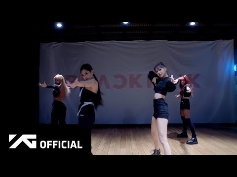 BLACKPINK - 'Kill This Love' DANCE PRACTICE VIDEO (MOVING VER.)