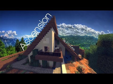 Ascension Modern House By Ed Builds Minecraft Project