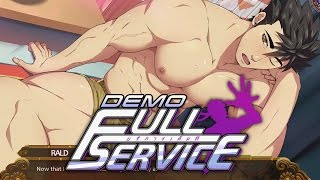 BOSS RALD'S MASSAGE!   Full Service Demo Gameplay