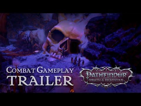 Combat Gameplay Trailer de Pathfinder: Wrath of the Righteous