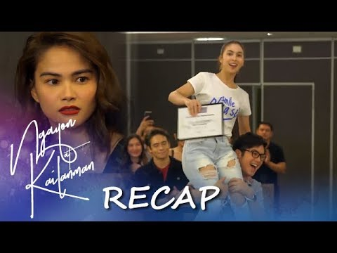 Ngayon At Kailanman Recap: Roxanne's jealousy over Inno and Eva's relationship