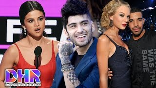 5 MUST-SEE Moments From 2016 AMAs - Taylor Swift RESPONDS To Drake's