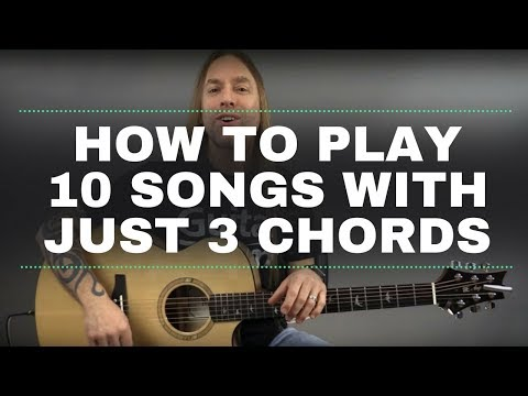 Learn Something: Play These 10 Songs With Just 3 Chords | Music News ...