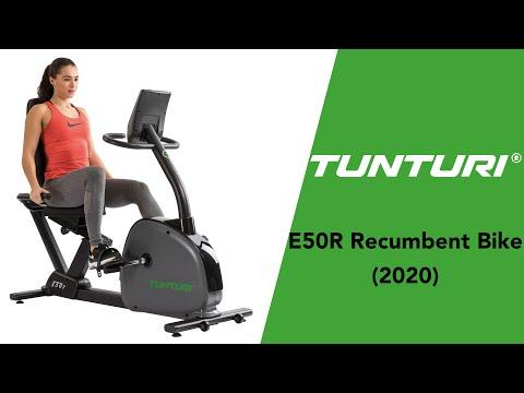 Promovideo: Recumbent TUNTURI E50R Performance
