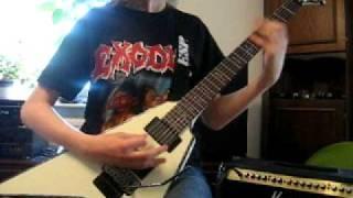 Exodus - A.W.O.L. (guitar cover)