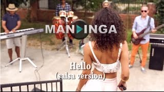 Adele - Hello (salsa version by MANDINGA)