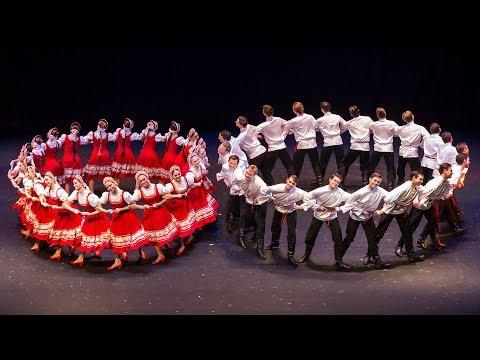 Русский танец &кваот;Лето&кваот;. Балет Игоря Моисеева.