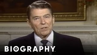 Who is president reagan