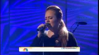 Adele - Take It All [Toyota Concert Series] on Today NBC February 18, 2011