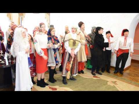 Щедрівки і колядки на Василя й Маланку