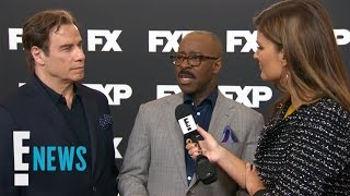 """Does Cast of """"The People V. OJ Simpson"""" Think He's Guilty?   E! News"""