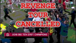 Revenge Tour Cancelled