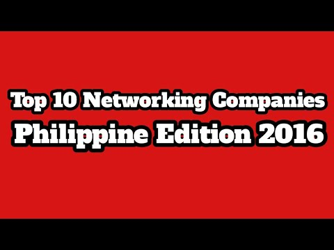 Top 10 network marketing companies in the Philippines 2016