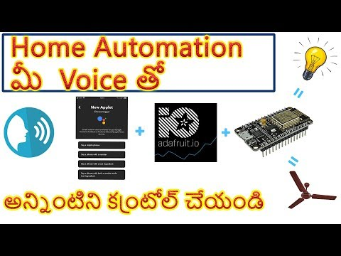 Download Home Automation Using Nodemcu And Google Assistant