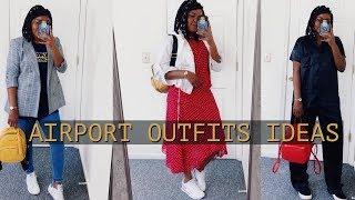 Stylish & Comfy Airport Outfit Ideas For The Summer Time!