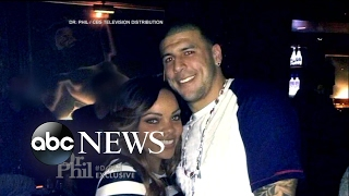 Aaron Hernandez's fiancee claims his death was not a suicide