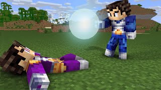 VEGETA VS VEGETTA777 - EPISODIO 4 (Serie) | Animación Minecraft