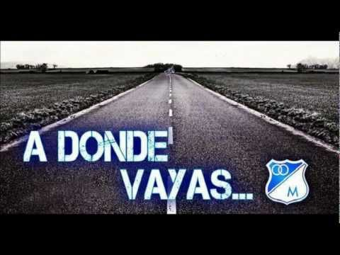 """""""Se me ha perdido el corazón"""" Barra: Blue Rain • Club: Millonarios"""