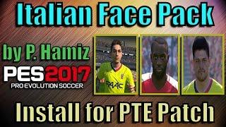 pes 17 facepack pte patch - 免费在线视频最佳电影电视节目