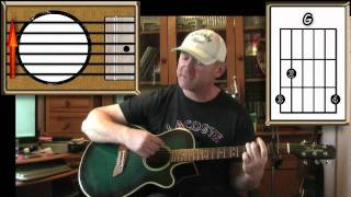 Candle In The Wind - Elton John - Acoustic Guitar Lesson