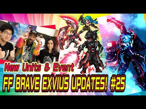 【FFBE】UPDATES! #25 Hyoh Arrival and Story Event!【Global】