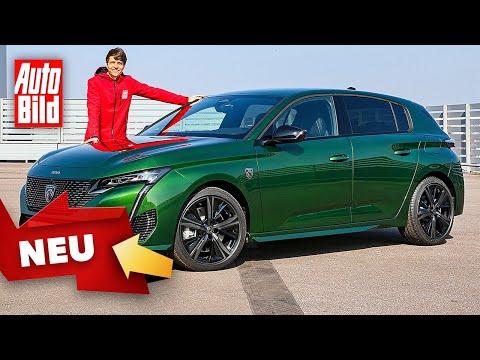 Peugeot 308 (2021) | Neuer Peugeot 308 im Check | Sitzprobe mit Moritz Doka