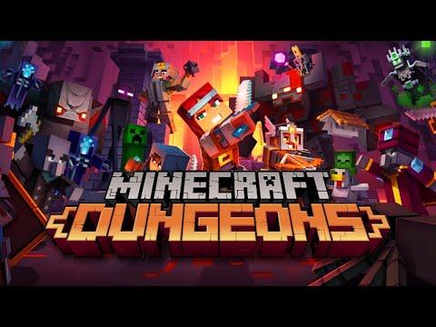 Watch Us Play Minecraft Dungeons