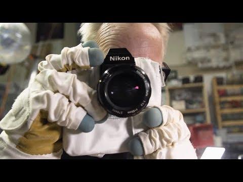 Adam Savage's One Day Builds: Space Camera Shroud!