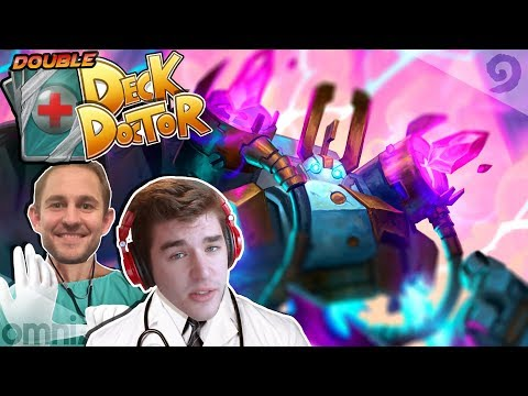 Double Deck Doctor w/ Firebat & Zalae! Mechrattle Hunter