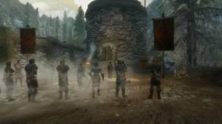 Skyrim Reloaded 3.0: Dark Souls Edition - (начало игры) то что мне уже сейчас не стыдно показать