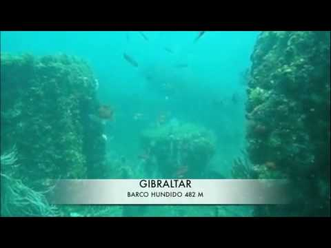 Diving in Gibraltar