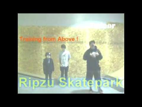 Ripzu Indoor-Skate Park  Vancouver Washington  Dennis Martinez Jesus Culture Skate Park 2