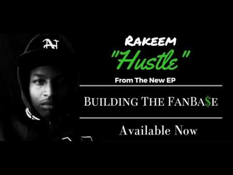 Rakeem - Hustle (produced by Poovey Beatz) [Official Audio]