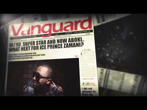 Ice Prince: Rise & Grind reality show promo
