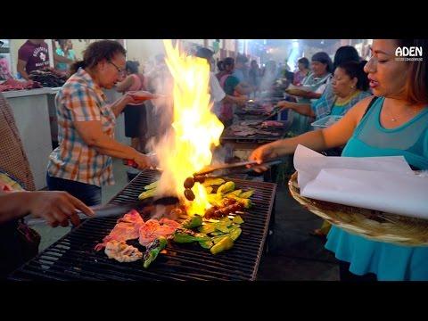 Mexico - Street Food Market Tlacolula