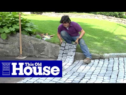 , title : 'How to Build a Driveway Apron   This Old House'