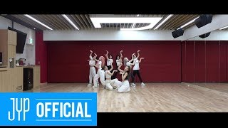 "TWICE ""Feel Special"" Dance Practice Video"