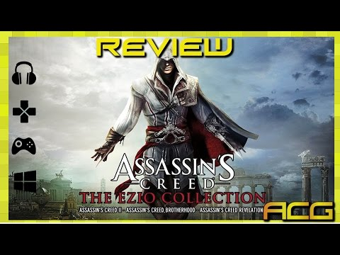 "Assassins Creed The Ezio Collection Review ""Buy, Wait for Sale, Rent, Never Touch?"" - YouTube video thumbnail"