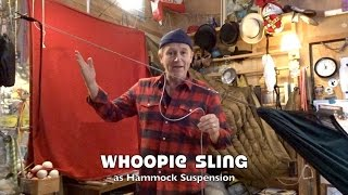 Whoopie Slings For Hammock Suspension