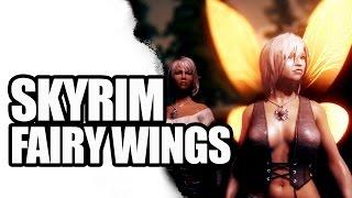 SKYRIM Animated Fairy Wings - Skyrim Mods mit SiriuS / Deutsch
