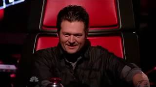 "THE VOICE 1 Jared Blake ""Not Ready to Make Nice, Dixie Chicks"